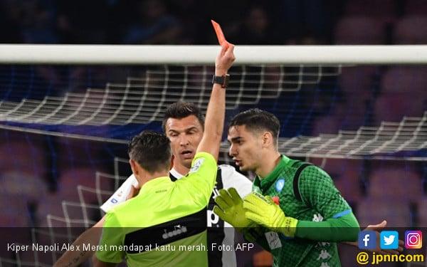 Cek Klasemen Serie A Setelah Hujan Kartu dalam Duel Napoli vs Juventus - JPNN.COM