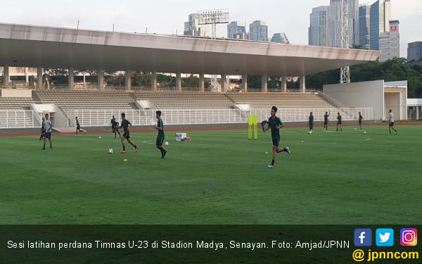 Egy, Saddil dan Ezra Belum Tampak di Latihan Perdana Timnas U-23 - JPNN.COM