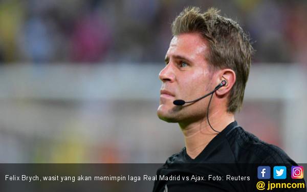 Jelang Lawan Ajax, Real Madrid Dapat Keuntungan soal Wasit - JPNN.com