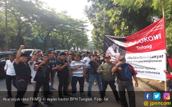 Jokowi Diminta Selamatkan Tanah Rakyat yang Diserobot Pengembang - JPNN.com