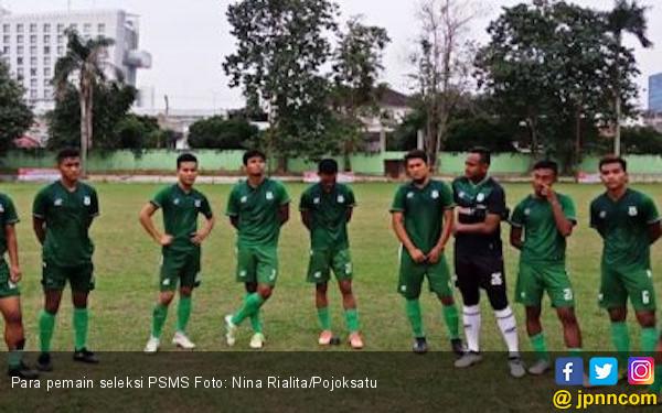 Lima Wajah Pemain Baru Bakal Menghiasi Latihan PSMS Hari Ini - JPNN.COM