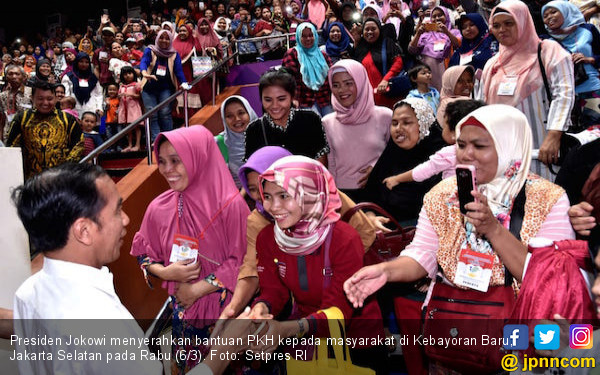 Bicara Manfaat KIP, Jokowi Kutip Evaluasi Bank Dunia 2018 - JPNN.com