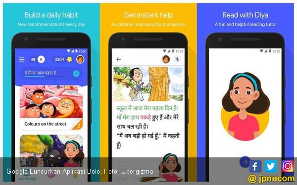 Google Luncurkan Aplikasi untuk Bantu Anak-anak Belajar Bahasa Inggris - JPNN.COM