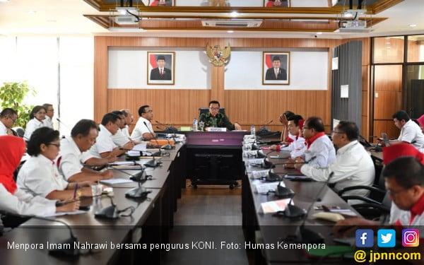 Menpora Ingin Cabor Olympic Jadi Prioritas Dipertandingkan di PON Papua 2020 - JPNN.COM