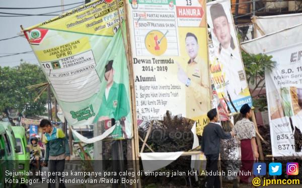 Beragam Strategi Caleg Gaet Pemilih, Berapa Uang Dihabiskan? - JPNN.COM
