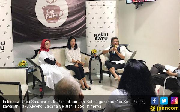 Pendidikan Jadi Prioritas Utama Jokowi Jika Terpilih Lagi  - JPNN.COM