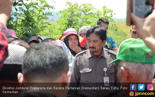 4 Tahun, Kementan Sukses Bangun Jaringan Irigasi 3,13 Juta Hektare - JPNN.com