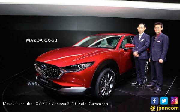 Mazda Resmi Memperkenalkan CX-30 di Jenewa 2019 - JPNN.COM