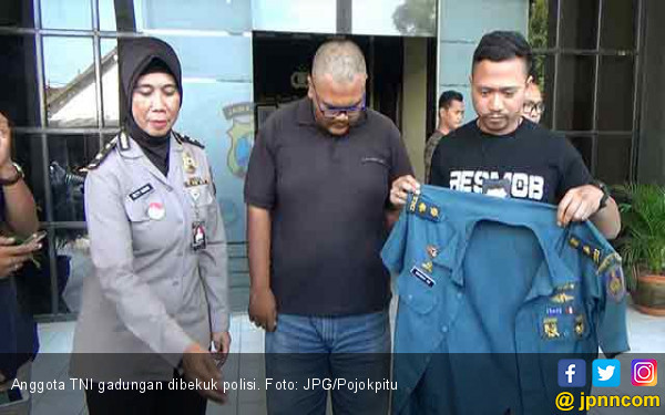 Wuidiihh..Driver Taksi Online jadi Anggota TNI Gadungan Demi Nikah Siri - JPNN.com