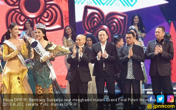 Yayasan Puteri Indonesia Gandeng 3 Desainer - JPNN.com