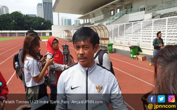 Indra Sjafri Pastikan Bawa 23+1 Pemain ke Vietnam - JPNN.COM