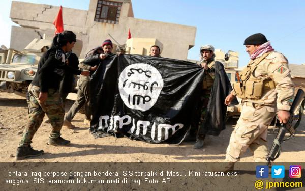Tidur Tidak Tenang Jelang Kehancuran Negara Semu ISIS - JPNN.com