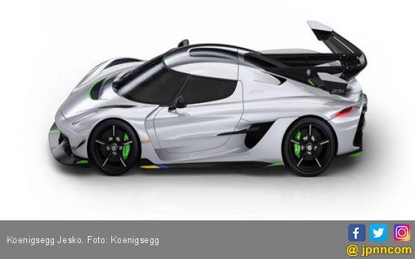 Penghormatan Kepada Ayah, Koenigsegg Jesko Lahir Bertenaga 1600 Hp - JPNN.COM