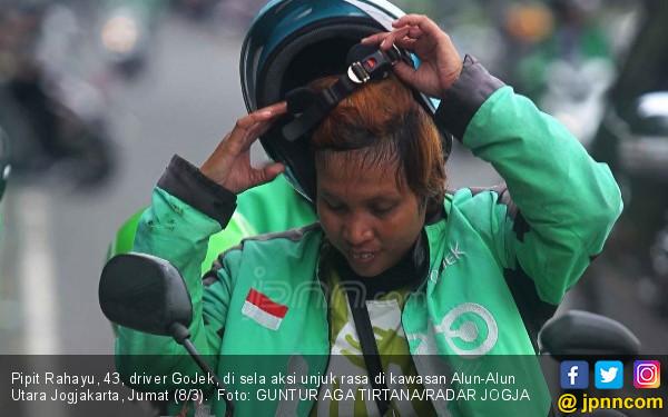 Driver Gojek Mengaku Pendapatannya Merosot - JPNN.com