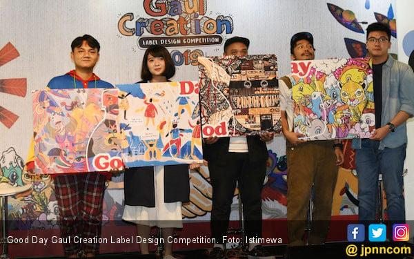 Begini Cara Good Day Tampung Kreativitas Anak Muda - JPNN.com