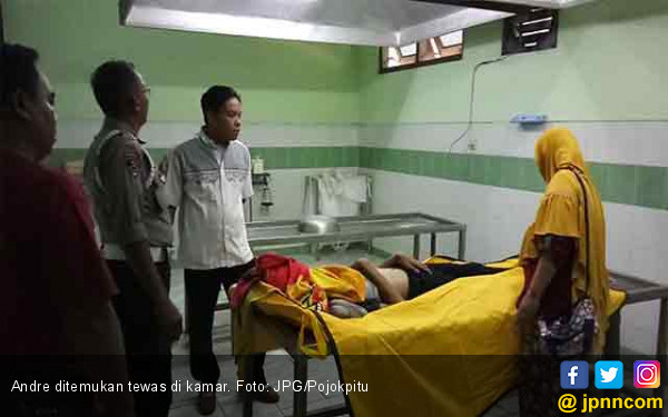 Pulang Dugem, Andre Dibunuh Sahabat Sendiri - JPNN.COM