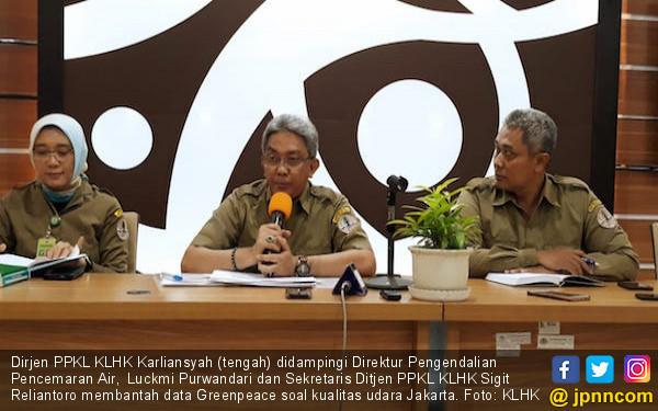 Karliansyah: Kualitas Udara Jakarta Masih Baik - JPNN.com