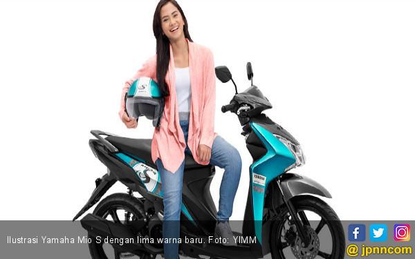 Kabar Baik Buat PNS! Ada Diskon Cicilan Motor Yamaha - JPNN.com