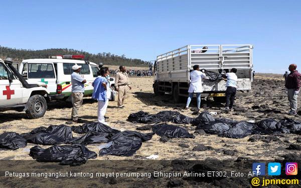 Kisah - Kisah Pilu Korban Jatuhnya Pesawat Ethiopian Airlines ET 302 - JPNN.COM