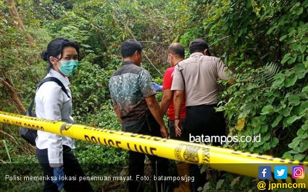Pelaku Pembunuhan Sadis di Batam Akhirnya Ditangkap di Bogor - JPNN.com