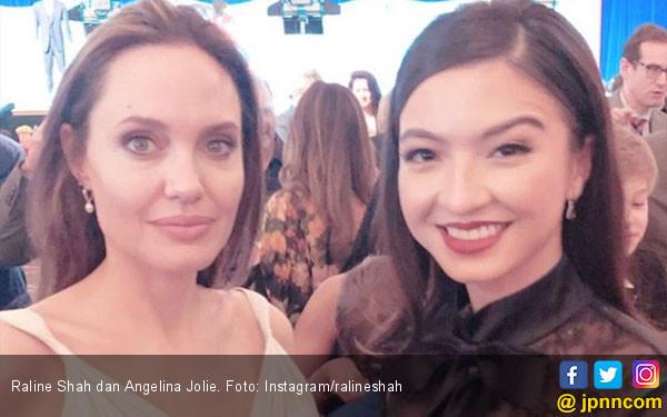 Kece Mana, Raline Shah atau Angelina Jolie? - JPNN.com