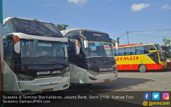 Ini DaftarHarga Tiket Bus AKAP, Ada Dua Rute Perjalanan yang Dilarang - JPNN.com