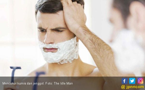 3 Cara Mudah Obati Luka Akibat Kesalahan Mencukur Kumis dan Jenggot - JPNN.COM
