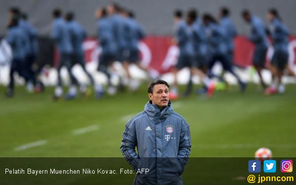 Bayern Muenchen Siapkan Strategi Meredam Salah, Mane dan Firmino - JPNN.COM