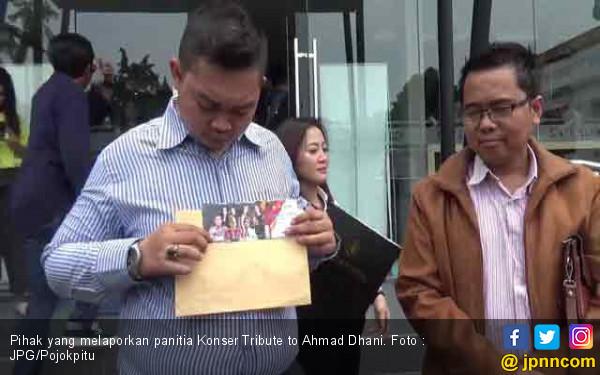 Panitia Konser Tribute to Ahmad Dhani Dipolisikan Penggemar - JPNN.com