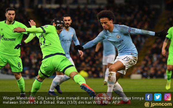 Manchester City Memang Kejam - JPNN.com