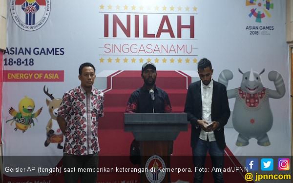 Menpora Dukung Geisler AP Wujudkan Mimpinya Jadi Juara Asia - JPNN.COM