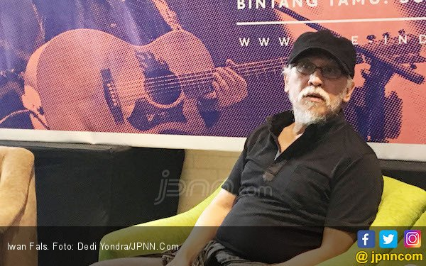 Respons Iwan Fals usai KPU Umumkan Jokowi Kalahkan Prabowo - JPNN.com