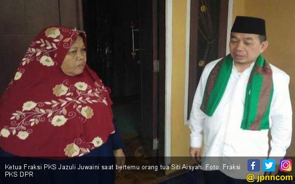 Ketua Fraksi PKS Bersyukur Siti Aisyah Akhirnya Bebas - JPNN.COM