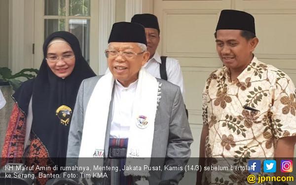 Master C19 Portal KMA Yakin Dukungan Ponpes Dongkrak Suara Jokowi-Ma'ruf - JPNN.COM