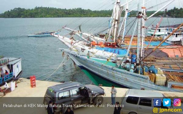 Jadwal Peresmian KEK Maloy Molor Lagi - JPNN.com
