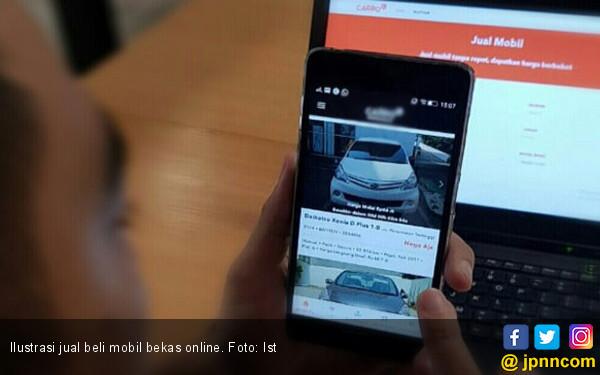 Membeli Mobil Bekas Lewat Online, Jangan Lupa Ini!