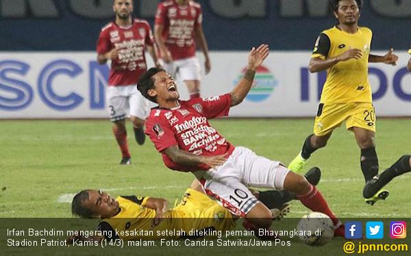 Penjelasan Teco Setelah Bali United Kalah Telak dari Bhayangkara FC - JPNN.COM