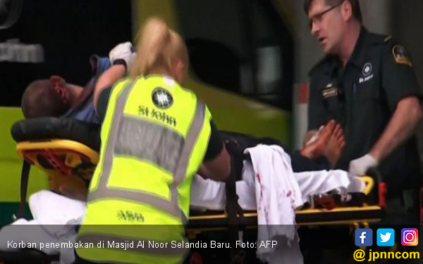 Hukum Berat Pelaku Penembakan di Masjid Selandia Baru