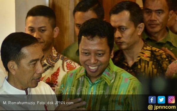 Penangkapan Romahurmuziy Musibah Buat Jokowi - JPNN.COM