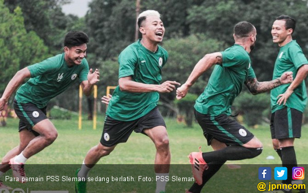 PSS Sleman vs Persija: Super Elang Jawa Unggul Tenaga
