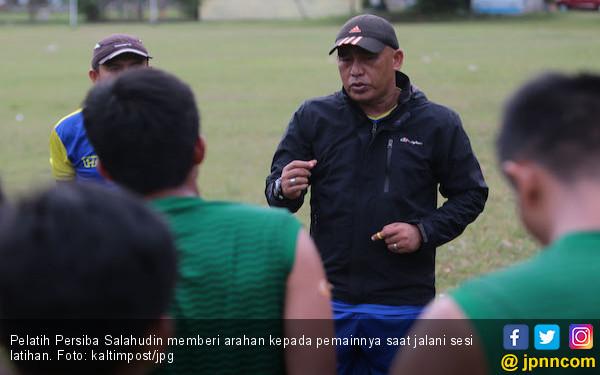 Salahudin Ingin Cari Lawan Uji Coba Persiba Sebelum Libur - JPNN.COM