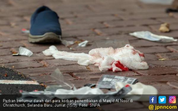 Pelaku Penembakan Masjid Christchurch Detail: Masjid Di Selandia Baru Diberondong Peluru, Puluhan Orang