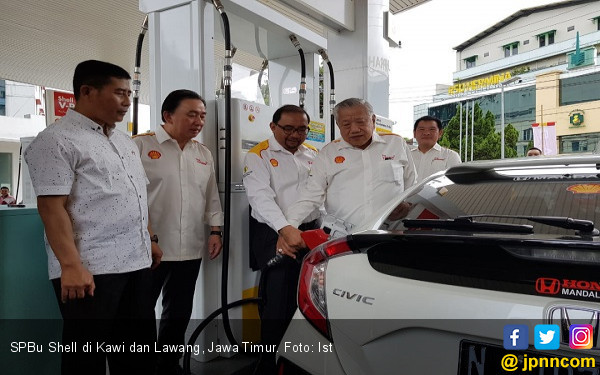 SPBU Shell Terus Menyebar di Jawa Timur - JPNN.COM