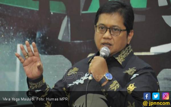Anggota MPR Viva Yoga: Masalah DPT Sudah Ada Sejak Pemilu 1999 - JPNN.COM