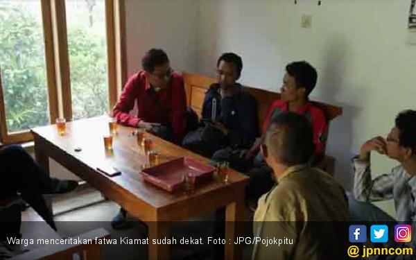 Beredar Fatwa Kiamat Sudah Dekat, Warga Langsung Jual Harta Kekayaan - JPNN.COM