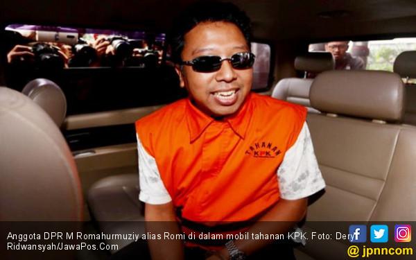 Hari Ini Putusan Praperadilan Romy, KPK: Hakim Bakal Menolak - JPNN.com