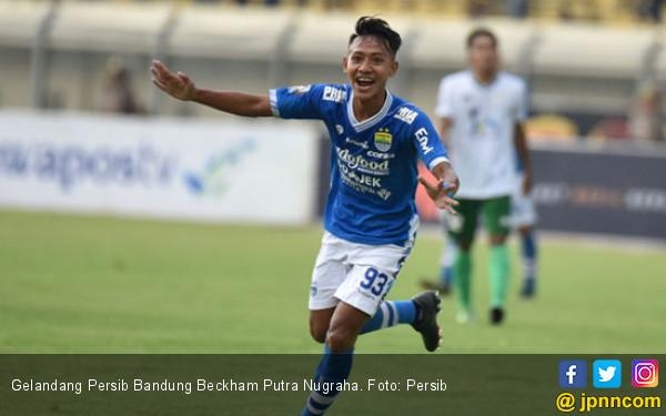 Rahasia Beckham Putra Nugraha Tembus Tim Senior Persib Bandung - JPNN.com