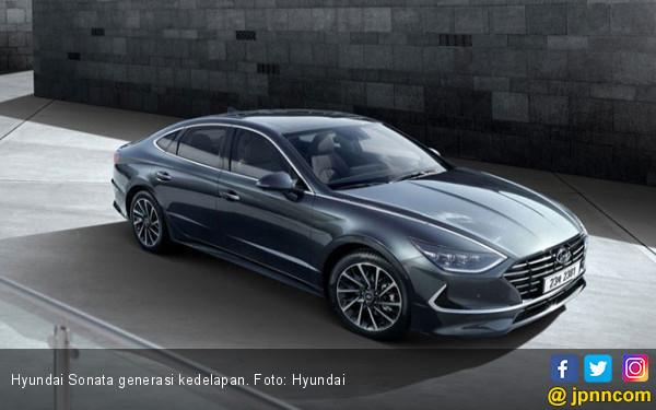 Hyundai Sonata Terbaru Membawa Bahasa Desain Berbeda - JPNN.COM