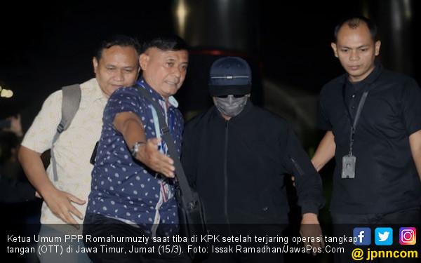Kasus Romi, PPP Harus Belajar Cara Atasi Isu dari Golkar - JPNN.com