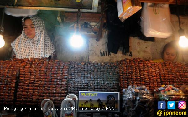 Impor Kurma Meningkat 106 Persen